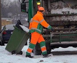 О начислениях за вывоз мусора