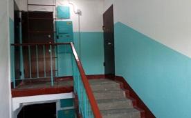 Ремонт подъездов в доме по адресу ул. Аркадия Гайдара, 7