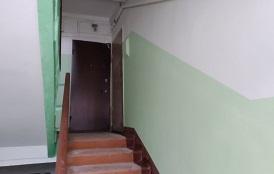 Косметический ремонт подъезда №2 в доме по адресу ул. Крупской, 47