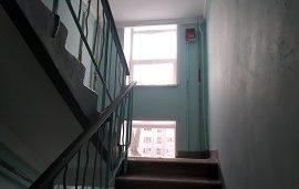 Косметический ремонт подъезда №3 в доме по адресу ул. Дружбы, 20