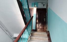 Косметический ремонт подъезда №1 в доме по адресу ул. Дружбы, 19
