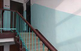 Косметический ремонт подъезда №2 в доме по адресу ул. Дружбы, 13