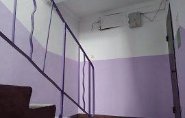 Косметический ремонт подъезда в доме по адресу ул. Крупской, 50