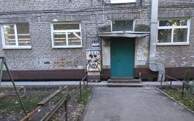 Ремонтные работы в доме по адресу ул. Тургенева, 17