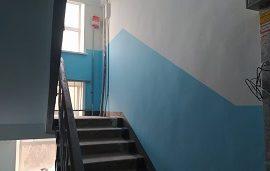 Косметический ремонт подъездов дома по адресу ул. Степана Разина, 34