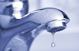 Внеплановое отключение водоснабжения 21 сентября