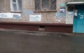 Ремонт цоколя дома по адресу ул. Студенческая, 18